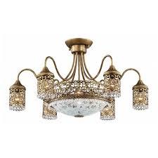 Стоит ли покупать <b>Люстра Odeon light</b> Salona <b>2641</b>/<b>9C</b>, E14, 360 ...