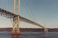 Tacoma Narrows Bridge 1950 Wikivisually