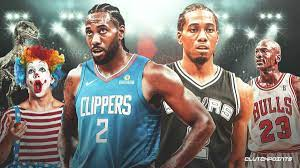 Things you didn't know about Kawhi Leonard