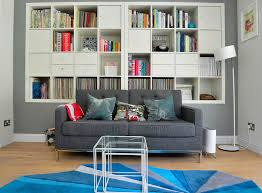 office couch ikea. Ikea Lack Shelves Home Office Contemporary With Grey Sofa Display Unit Couch A