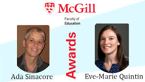 2017 Faculty of Education Teaching Awards recognize Professors ...
