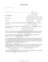 Welcome Letter Template Free Welcome Letter With Sample