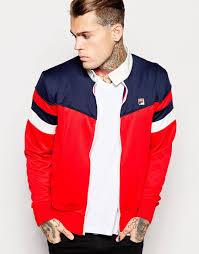 fila outlet online. men\u0027s - fila vintage retro track jacket outlet online shop rgijy 0