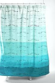tiffany blue shower curtain beach themed curtains whales and black