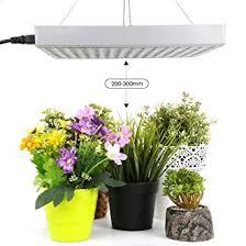 ... LED Pflanzen Lampe, Wachstumslampe Blumenlampe, Pflanzenlicht  Pflanzenbeleuchtung Rot Blau Weiß Orange, 35W 225 LEDs: Amazon.de:  Beleuchtung