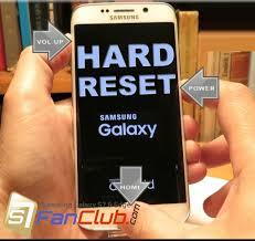 Galaxy S7 Forgot Pattern