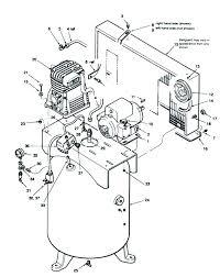 air compressor wiring diagram & wiring diagram for air compressor belaire air compressor parts at Bel Air Compressor Wiring Diagram