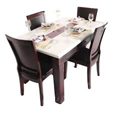 Wooden Kitchen Table Set Marble Dining Sets Kitchen Table Dining Table Dining Set