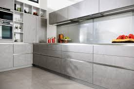 Betonoptik Küche