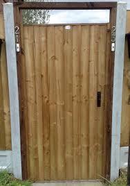 fencing sheds garden gates london