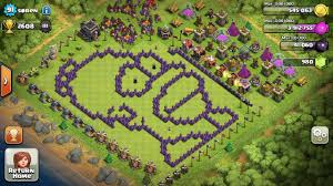 Clans Of Clans Base Design Base Design Guide Clan2watch