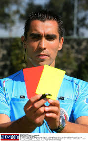 Byron Moreno - Tomorrow, the Mexican Marco Antonio Rodriguez MORENO, will  referee Italshit-Uruguay. May your eminent same-name Byron serve as model  for the match, like that famous and impeccable Italcrap-South Korea 2002.