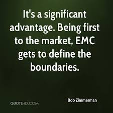 Emc Quote Fascinating Bob Zimmerman Quotes QuoteHD