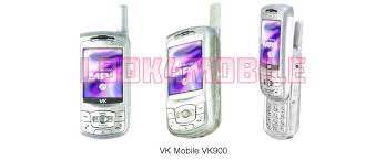 VK Mobile VK900 - Eigenschaften ...