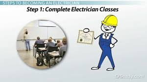 Industrial Electrician Salary Be A Certified Electrician Certification Schooling And