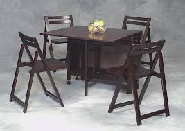 secrets space saving kitchen table and chairs tables beautiful 10 oak saver dining