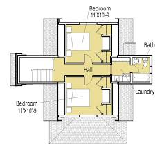 winsome small home plans modern 25 and pleasing designs