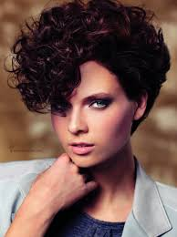 80's Hair Style very short hairstyle with curls inspired by the 80s 2469 by wearticles.com