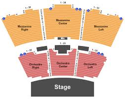 Gsr Seating Chart Grand Sierra Theatre Seating Chart Reno