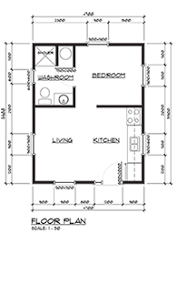Charming 300 Square Foot House Plans   Google Search Cabin Floor Plans, House Plans,  Apartment