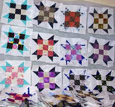Sane, Crazy, Crumby Quilting: Blogger's Quilt Festival - Scrappy ... & I don't believe there are any fabric repeats in any blocks. Adamdwight.com