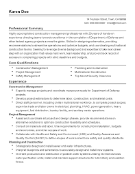 Plumber Resume Professional plumbing resume sample 98