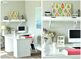 Full Image For Shabby Chic Desks Home Office Design Of Creative Desk Ideas  With Diy Minimalist