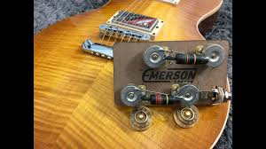 emerson custom prewired kit lespaul long shaft lp bb long emerson custom prewired kit lespaul long shaft lp bb long