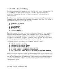 descriptive essay outline examples okl mindsprout co descriptive essay outline examples