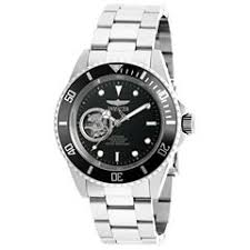 invicta men s watches for jewelry watches jcpenney invicta mens silver tone bracelet watch 20433