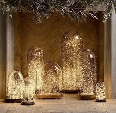 indoor christmas lighting. Fairy Lights Under Glass Indoor Christmas Lighting D