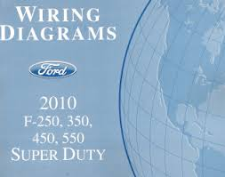 fordf250 repair, service & owners manuals 5 4 Injector Wiring Harness at 2000 F350 4r100 Transmission Wiring Harness