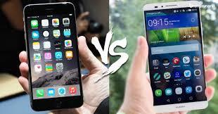 huawei p8 lite vs iphone 6. 10 reasons why you should buy huawei ascend mate 7 instead of iphone 6 plus - brandsynario p8 lite vs iphone n