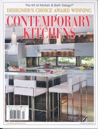 Kitchen And Bath Magazine Profile Kuche Cucina