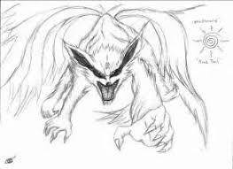 Small Picture nine tailed fox Colouring Pages page 2 naruto coloring pages