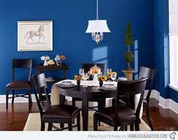 blue dining room. Interesting Dining In Blue Dining Room W