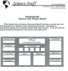 Science Fair Project Setup Science Fair Display Board Setup