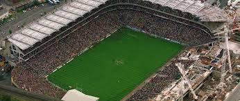 Development Of A World Class Stadium Croke Park
