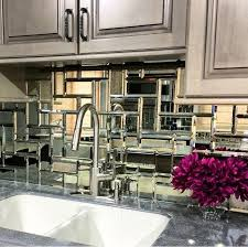 mirror tiles for kitchen backsplash muthuaranme