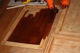 Staining Kitchen Cabinets Darker Staining Kitchen Cabinets Wonderful Recycled Kitchen Cabinets