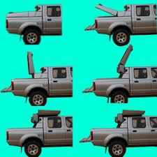 Volkawagen Pickup trucks Folding tonneau covers manufacturer from ...