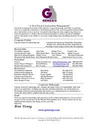 Company Resume Examples Gorgeous Resume Company Funfpandroidco