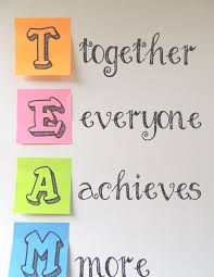 5 Ideas To Help Your Office Work As A Team Tt Teamwork Quotes