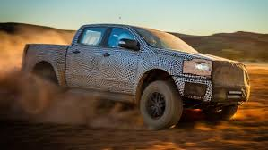 2018 ford ute. wonderful 2018 a camouflaged version of the 2018 ford ranger raptor undergoing high speed  offroad testing throughout ford ute e