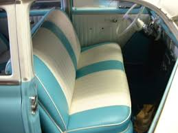 automotive upholstery leather seat
