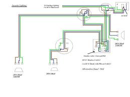 domestic lighting wiring diagram diagram images inside house light uk