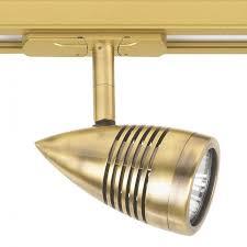 track lighting spotlights. Endon EL-10102-AN 1 Light Ceiling Track Spotlight Antique Brass Lighting Spotlights L