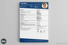 A Perfect Example Of Modern Resume Resume Builder 36 Resume Templates Download Craftcv