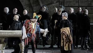 Image result for 1851–The first performance of Rigoletto by Giuseppe Verdi