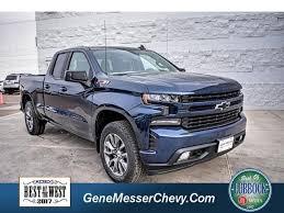 New Chevrolet Silverado 1500 (Northsky Blue Metallic) For Sale Near ...